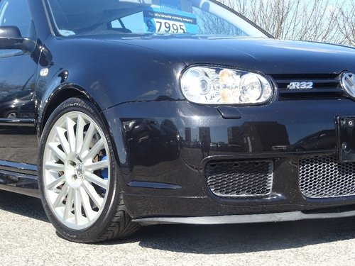 2004 Volkswagen Golf 3.2 R32 5dr FRESH IMPORT For Sale (picture 6 of 6)
