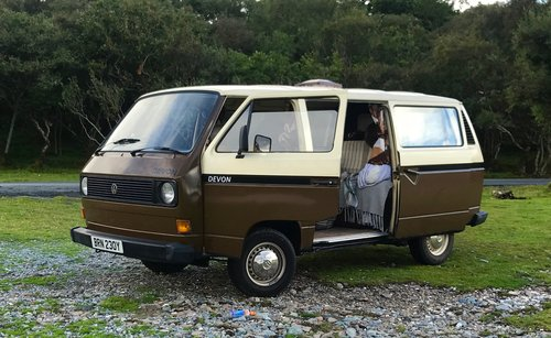 VW T25 Devon Moonraker VERY RARE!