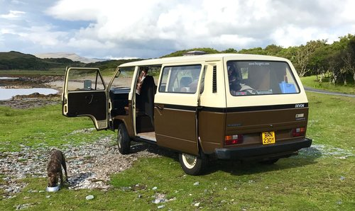 1983 VW T25 Devon Moonraker VERY RARE! For Sale (picture 2 of 6)