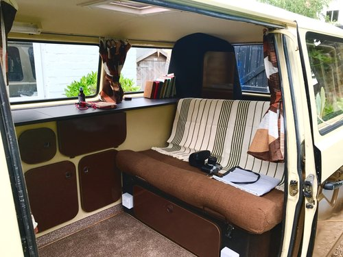 1983 VW T25 Devon Moonraker VERY RARE! For Sale (picture 5 of 6)