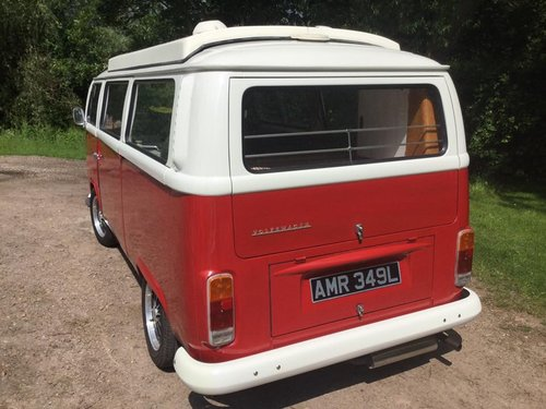 VW Devon camper 1972 1641 cc  For Sale (picture 3 of 6)