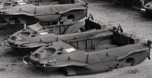 1940 VW Schwimmwagen WWII For Sale (picture 1 of 1)