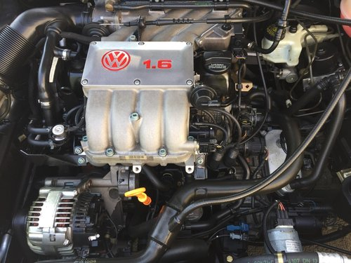 1997 VW GOLF 1600GL  5DOOR   LHD. For Sale (picture 4 of 6)
