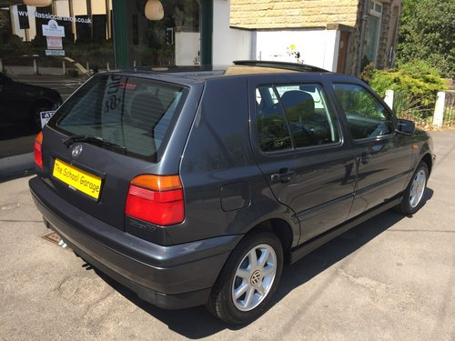 1997 VW GOLF 1600GL  5DOOR   LHD. For Sale (picture 5 of 6)