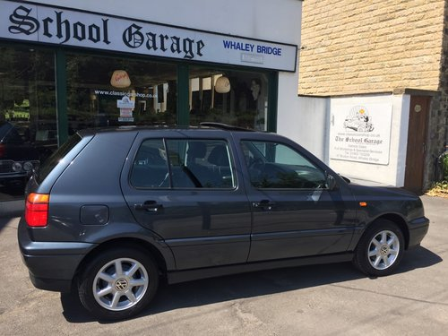 1997 VW GOLF 1600GL  5DOOR   LHD. For Sale (picture 6 of 6)