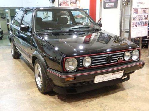 VOLKSWAGEN GOLF GTI 1800 16V MK2 - 1987 For Sale (picture 1 of 6)