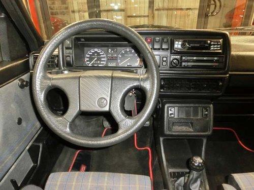 VOLKSWAGEN GOLF GTI 1800 16V MK2 - 1987 For Sale (picture 3 of 6)