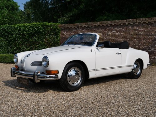 1974 Volkswagen Karmann Ghia, concours condition! For Sale (picture 1 of 6)