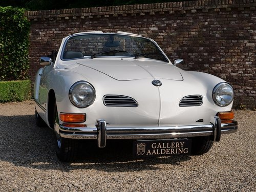 1974 Volkswagen Karmann Ghia, concours condition! For Sale (picture 5 of 6)