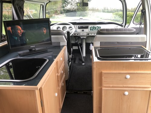 1970 Volkswagen T2 early bay window For Sale (picture 5 of 6)