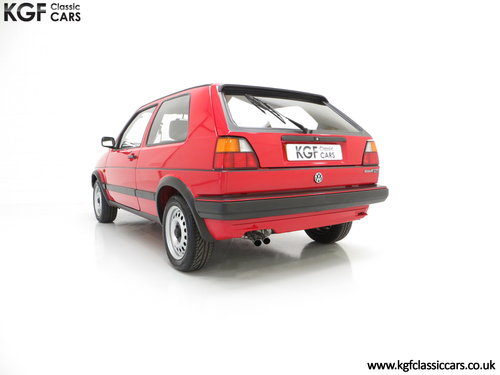 1989 A Multiple Concours Winning VW Golf GTi 8v 3dr SOLD (picture 4 of 6)