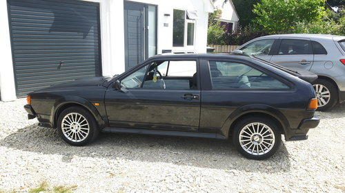 1991 Volkswagen Scala 1.8 8v injection for sale SOLD (picture 1 of 6)