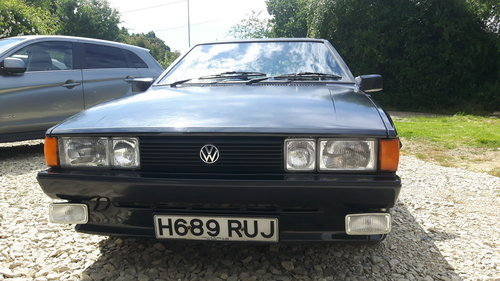 1991 Volkswagen Scala 1.8 8v injection for sale SOLD (picture 3 of 6)
