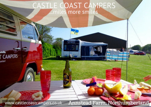 1973 Castle Coast Campers   Classic VW Campervan For Hire (picture 2 of 6)
