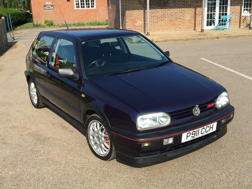 1996 VW 16V ANNIVERSARY 3dr Ltd Edition.£11,950  For Sale (picture 1 of 5)