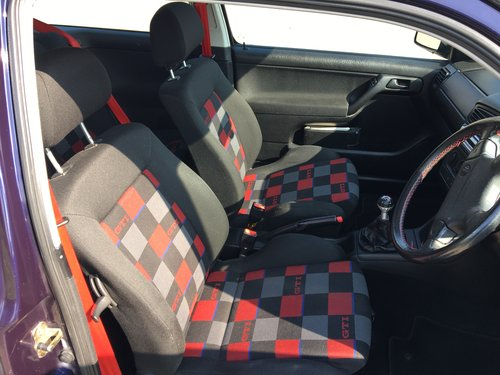 1996 VW 16V ANNIVERSARY 3dr Ltd Edition.£11,950  For Sale (picture 4 of 5)
