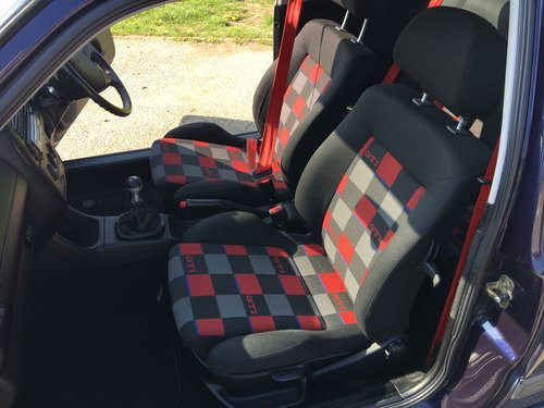 1996 VW 16V ANNIVERSARY 3dr Ltd Edition.£11,950  For Sale (picture 5 of 5)