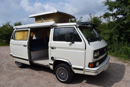 1996 Volkswagen T3, VW T25, Volkswagen T3 For Sale (picture 1 of 6)