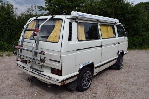 1996 Volkswagen T3, VW T25, Volkswagen T3 For Sale (picture 4 of 6)