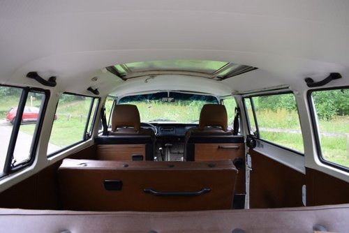 1976 VW BUS, Volkswagen Bus, Bulli, Schiebendach, Sunroof For Sale (picture 3 of 6)
