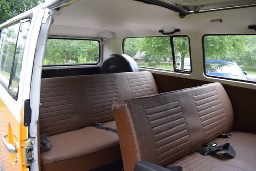 1976 VW BUS, Volkswagen Bus, Bulli, Schiebendach, Sunroof For Sale (picture 4 of 6)