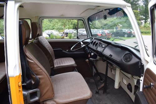 1976 VW BUS, Volkswagen Bus, Bulli, Schiebendach, Sunroof For Sale (picture 6 of 6)