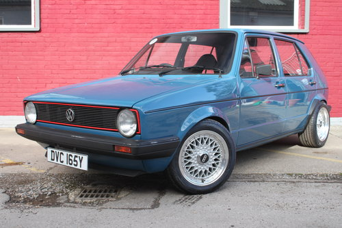 1983 Custom 4dr Golf Gti Engine For Sale Car And Classic
