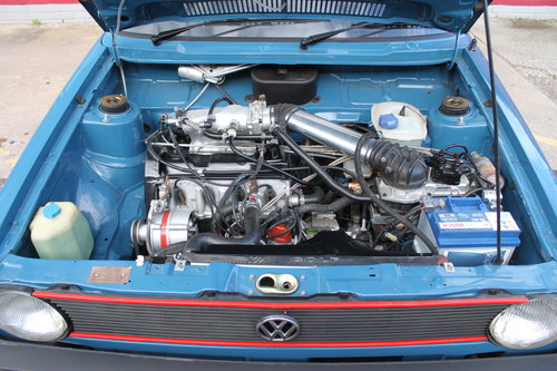 1983 CUSTOM 4DR GOLF GTI ENGINE For Sale (picture 2 of 3)
