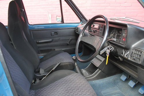 1983 CUSTOM 4DR GOLF GTI ENGINE For Sale (picture 3 of 3)