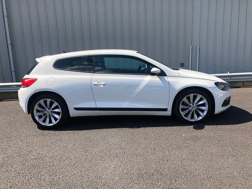 2009 09 VOLKSWAGEN SCIROCCO 2.0 GT 200 BHP COUPE SOLD (picture 2 of 6)