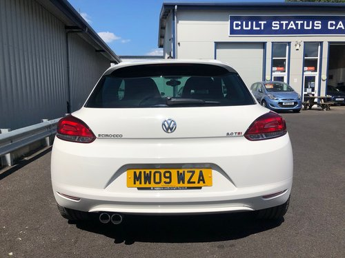 2009 09 VOLKSWAGEN SCIROCCO 2.0 GT 200 BHP COUPE SOLD (picture 4 of 6)