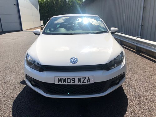 2009 09 VOLKSWAGEN SCIROCCO 2.0 GT 200 BHP COUPE SOLD (picture 6 of 6)