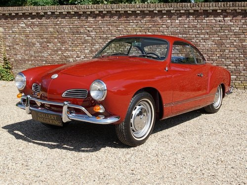 1966 Volkswagen Karmann Ghia Coupe 1300 For Sale (picture 1 of 6)