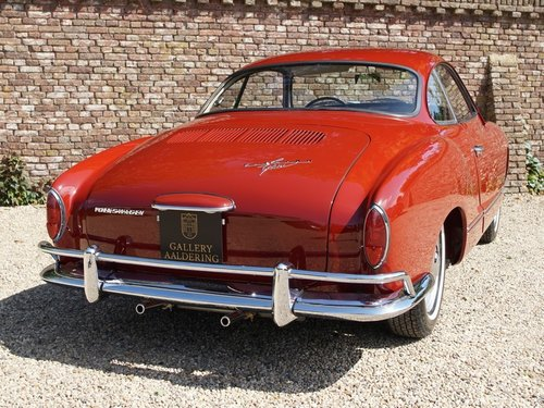 1966 Volkswagen Karmann Ghia Coupe 1300 For Sale (picture 6 of 6)