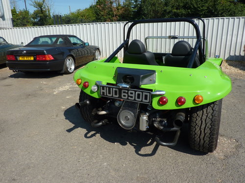 1966 1971 classic rare beach buggy swb r.a.t body SOLD (picture 1 of 4)