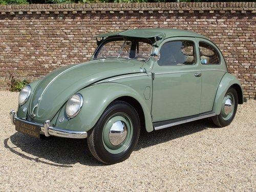 1951 Volkswagen Käfer / Beetle Type 1 splitwindow ! For Sale (picture 1 of 6)