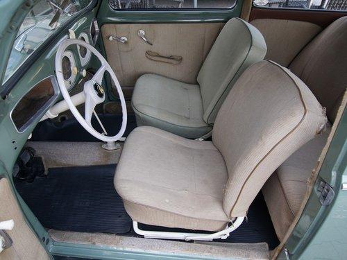 1951 Volkswagen Käfer / Beetle Type 1 splitwindow ! For Sale (picture 3 of 6)