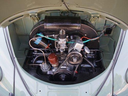 1951 Volkswagen Käfer / Beetle Type 1 splitwindow ! For Sale (picture 4 of 6)