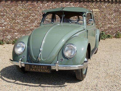 1951 Volkswagen Käfer / Beetle Type 1 splitwindow ! For Sale (picture 5 of 6)