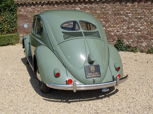 1951 Volkswagen Käfer / Beetle Type 1 splitwindow ! For Sale (picture 6 of 6)