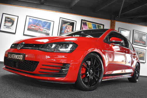 2014 VW Golf GTD Clubsport SOLD (picture 1 of 6)
