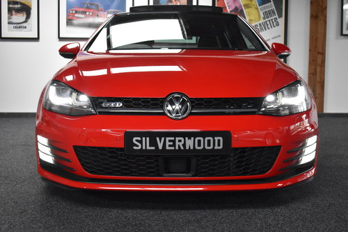 2014 VW Golf GTD Clubsport SOLD (picture 2 of 6)