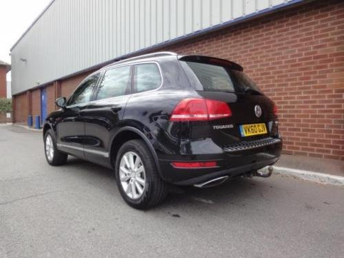 2010 VOLKSWAGEN TOUAREG 3.0 V6 TDI 240 SE 5dr Tip Auto  For Sale (picture 3 of 6)
