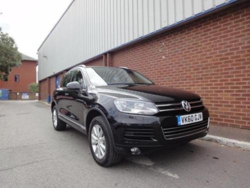 2010 VOLKSWAGEN TOUAREG 3.0 V6 TDI 240 SE 5dr Tip Auto  For Sale (picture 4 of 6)