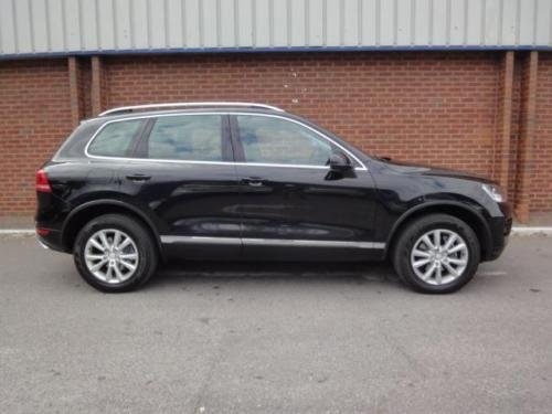2010 VOLKSWAGEN TOUAREG 3.0 V6 TDI 240 SE 5dr Tip Auto  For Sale (picture 5 of 6)