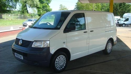2009 VOLKSWAGEN TRANSPORTER 1.9 TDI PD 102PS SWB Van 99,000  For Sale (picture 1 of 6)