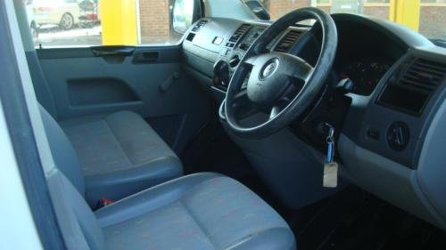 2009 VOLKSWAGEN TRANSPORTER 1.9 TDI PD 102PS SWB Van 99,000  For Sale (picture 6 of 6)