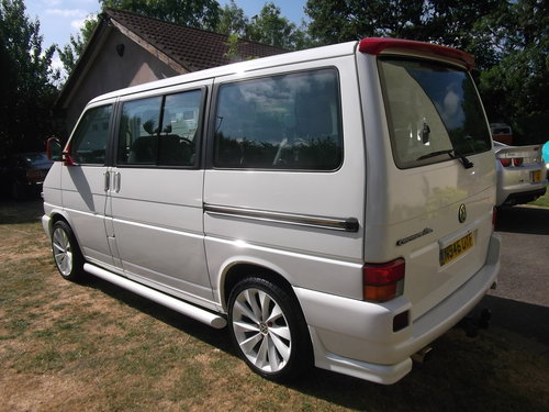 1996  VW Transporter Caravelle, Multi Van 2.5 Petrol SOLD (picture 2 of 6)