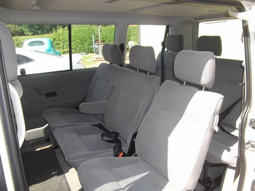 1996  VW Transporter Caravelle, Multi Van 2.5 Petrol SOLD (picture 3 of 6)
