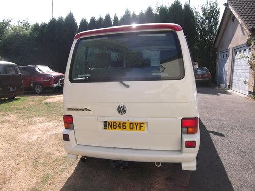 1996  VW Transporter Caravelle, Multi Van 2.5 Petrol SOLD (picture 6 of 6)
